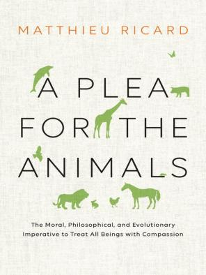 book - a plea for animals